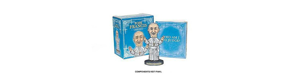 Pope Francis Bobblehead (Mixed media product)
