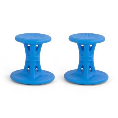 "14"" Set of 2 Big Kids' Wiggle Chair - Simplay3"