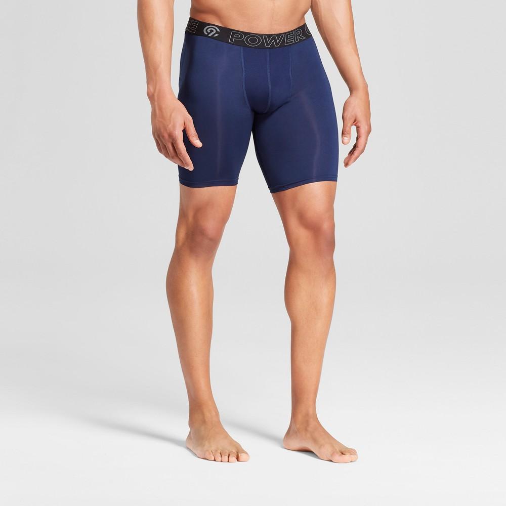 Men's 9 Compression Shorts - C9 Champion Dark Night Blue Xxl