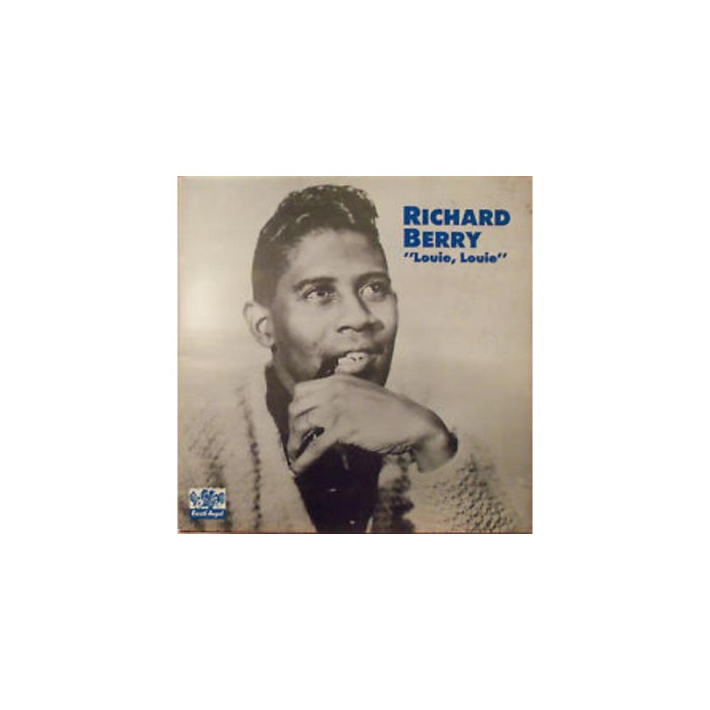 Richard Berry - Louie Louie (Vinyl)