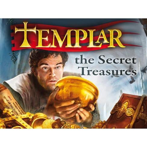 Templar - The Secret Treasures Board Game - image 1 of 1