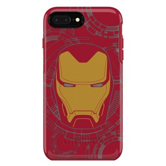 OtterBox Apple iPhone 8 Plus/7 Plus Marvel Symmetry Case - Iron Man