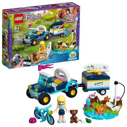 LEGO Friends Stephanie's Buggy & Trailer 41364 - image 1 of 4