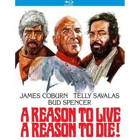 A Reason to Live, A Reason to Die! (Blu-ray) - image 1 of 1