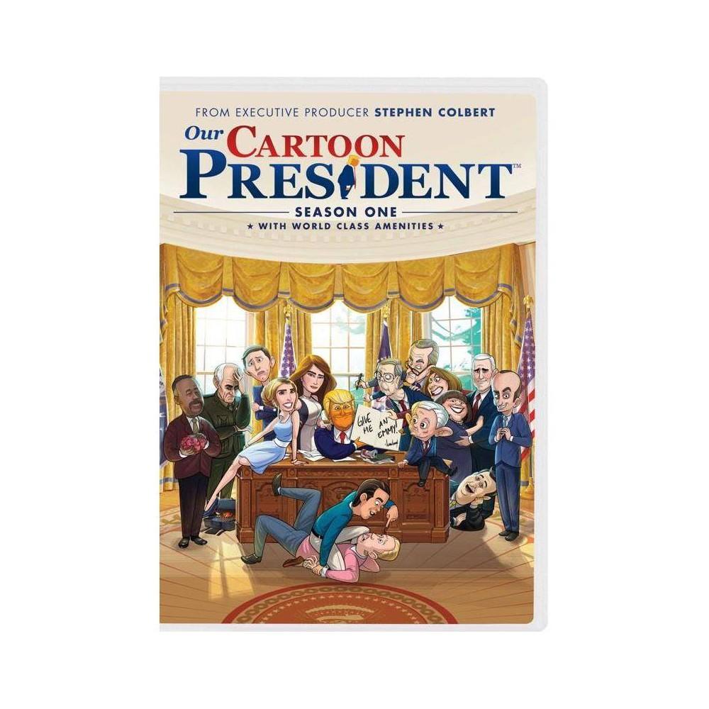 Our Cartoon President: Season One (DVD) Discounts