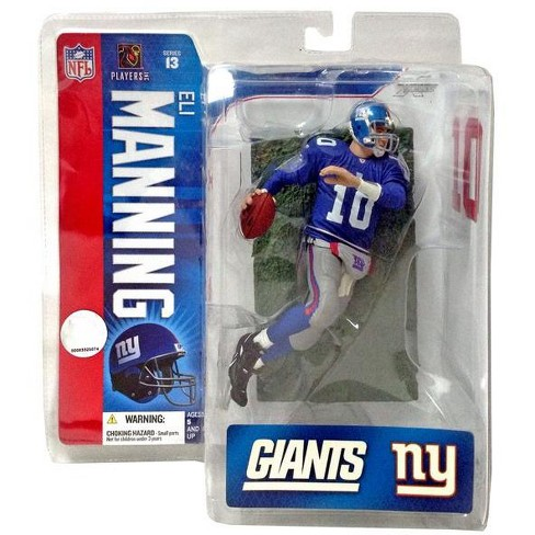 McFarlane Toys NFL New York Giants Sports Picks Series 13 Eli Manning Action Figure [Blue Jersey] - image 1 of 1