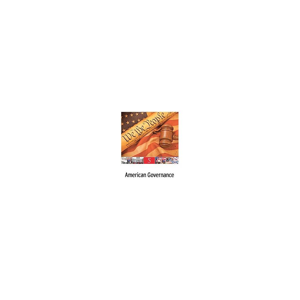 American Governance (Hardcover)