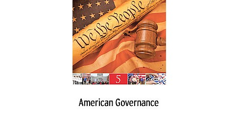 American Governance (Hardcover) - image 1 of 1