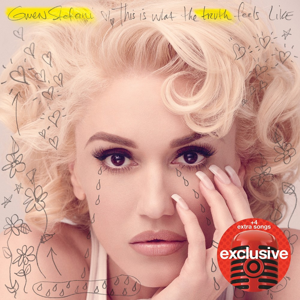 Gwen Stefani - This Is What The Truth Feels Like (Target Exclusive)