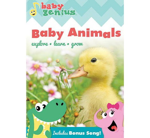 Baby Genius:Baby Animals (DVD) - image 1 of 1