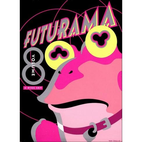 Futurama, Vol. 8 [2 Discs] - image 1 of 1
