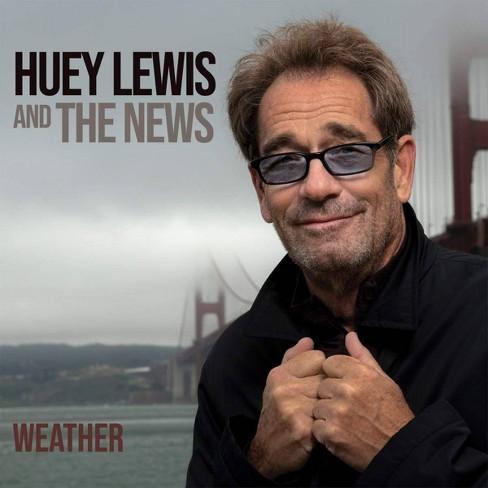 Huey Lewis & The News - Weather (CD) - image 1 of 1