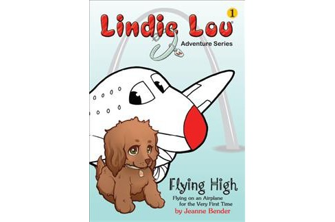 Flying High : Flying on an Airplane for the Very First Time -  2 by Jeanne Bender (Hardcover) - image 1 of 1