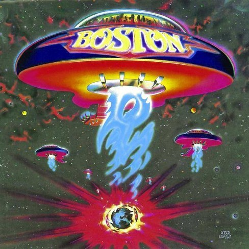 Boston - Rock and Roll Band (CD) - image 1 of 1