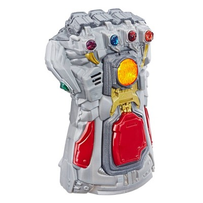 Thanos Infinity Gauntlet The Avengers Marvel War Electronic Fist Figure Kids Toy