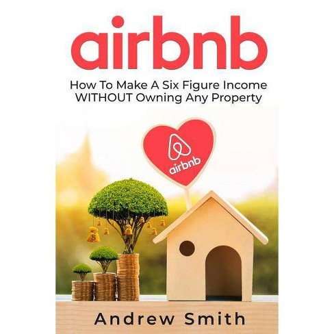 Airbnb - by  Andrew Smith (Paperback) - image 1 of 1