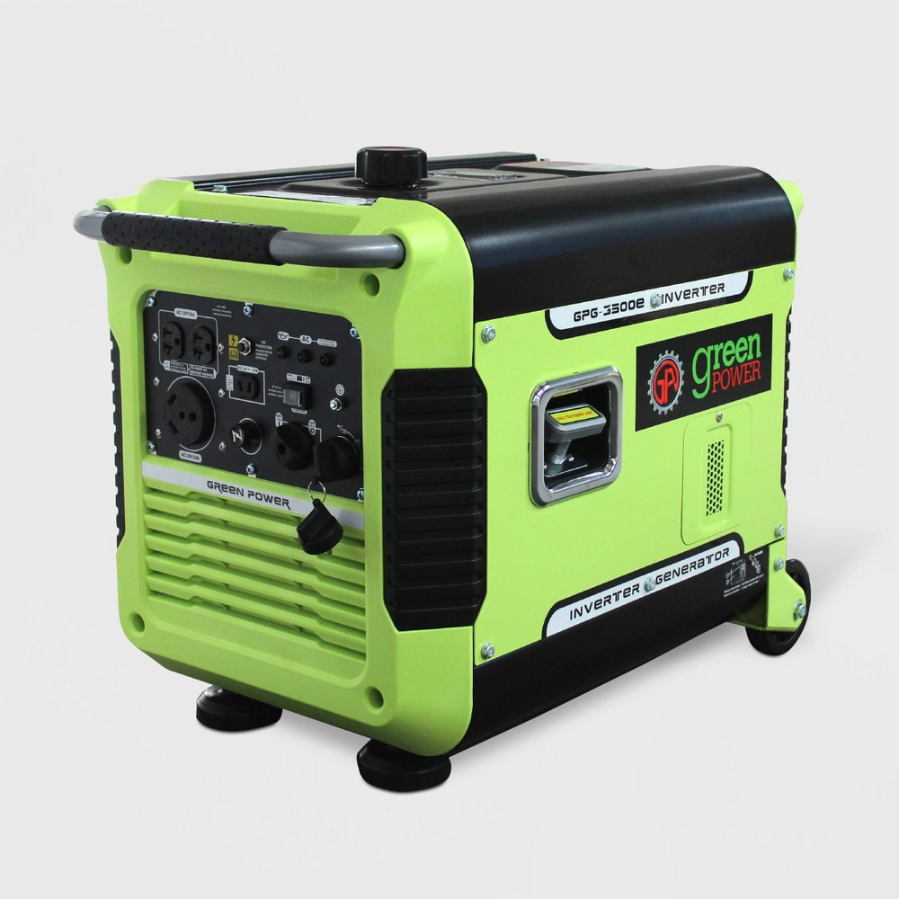 Image of 3500W Inverter Generator Green - Green-Power