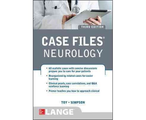 Case Files Neurology -  (Paperback) - image 1 of 1