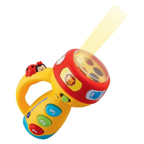 VTech Spin and Learn Color Flashlight - image 1 of 3