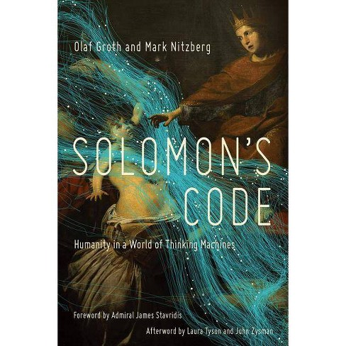 Solomon's Code - by  Olaf Groth & Mark Nitzberg (Paperback) - image 1 of 1