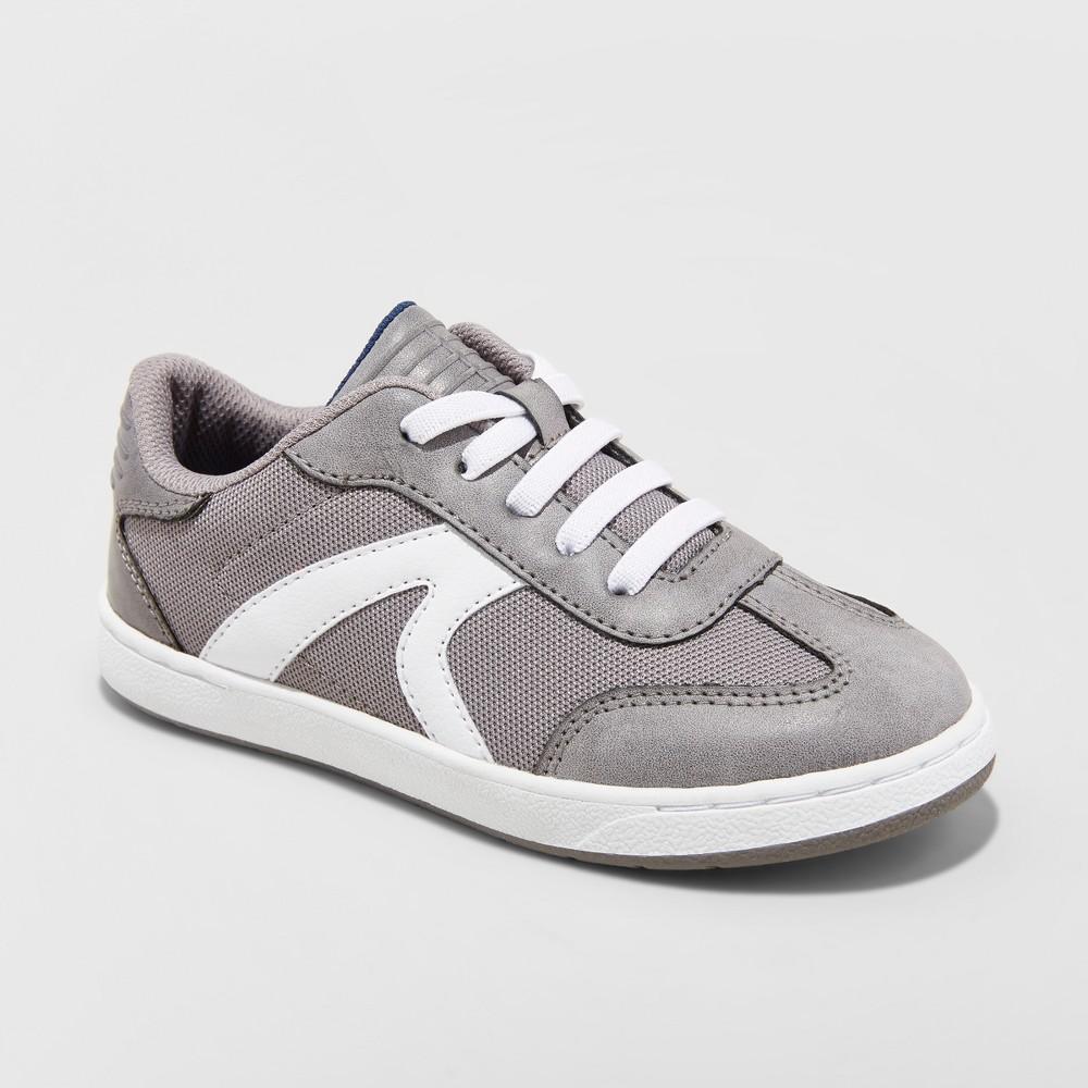 Boys' Bobby Jogger Sneakers - Cat & Jack Gray 1