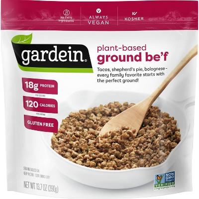 Gardein The Ultimate Beefless Ground Frozen Gluten Free - 13.7oz