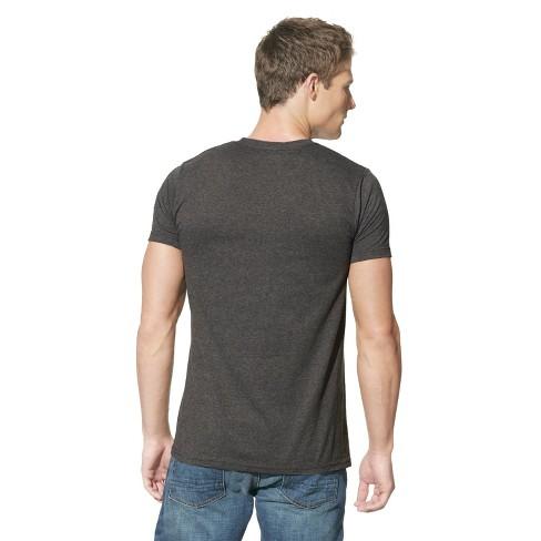 Men s Jurassic Park Graphic T-Shirt - Gray   Target 34bd940c7bd2