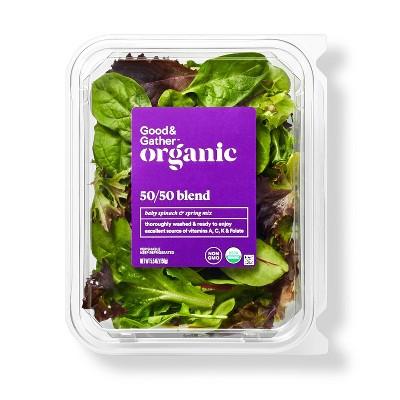 Organic 50/50 Blend - 5.5oz - Good & Gather™