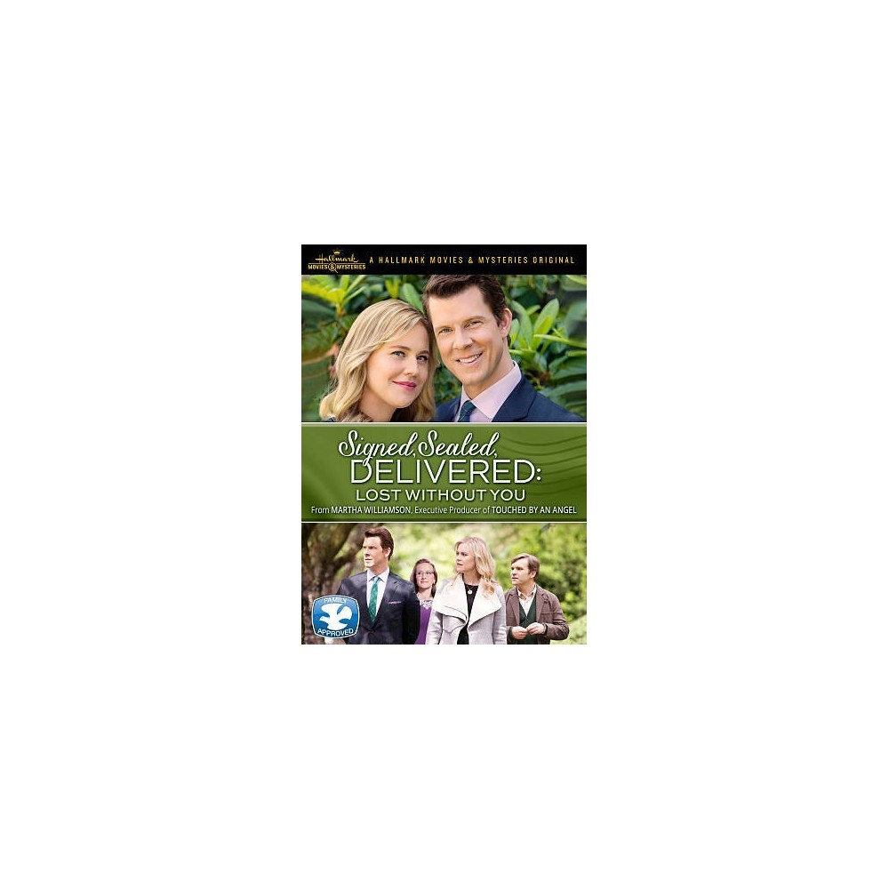 Signed Sealed Delivered:Lost Without (Dvd)