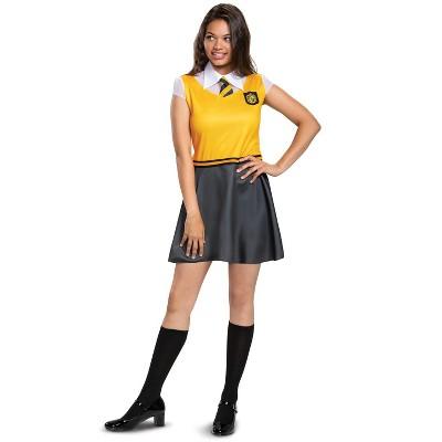 Harry Potter Hufflepuff Dress Tween/Adult Costume