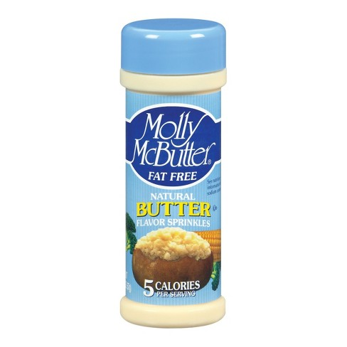 Molly McButter® Natural Butter Sprinkles - 2oz - image 1 of 1