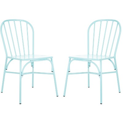 Everleigh Stackable Side Chair (Set of 2)  - Safavieh