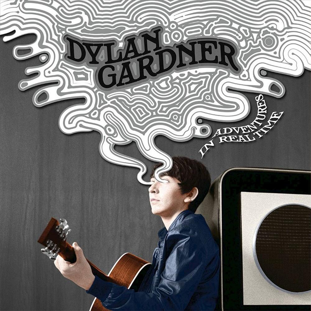 Dylan Gardner - Adventures In Real Time (CD)