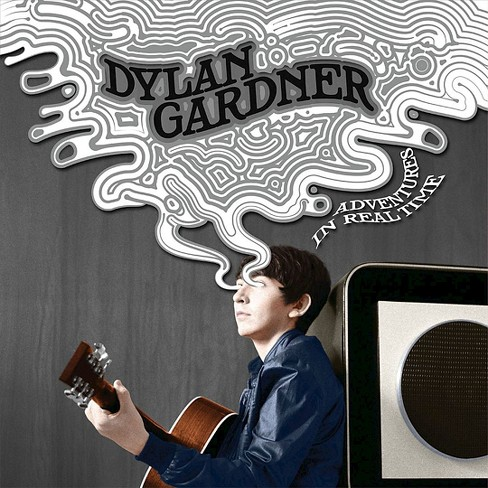 Dylan gardner - Adventures in real time (CD) - image 1 of 2
