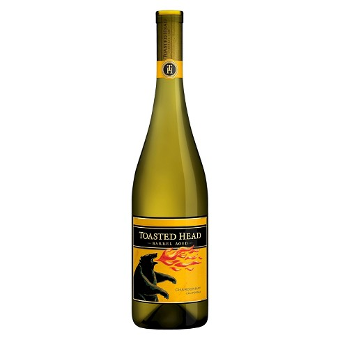 Toasted Head® Chardonnay - 750mL Bottle - image 1 of 1