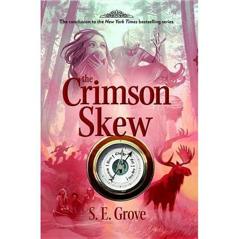 The Crimson Skew - (Mapmakers Trilogy) by  S E Grove (Hardcover) - image 1 of 1
