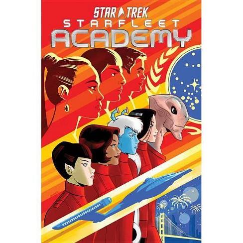 Star Trek: Starfleet Academy - by  Mike Johnson & Ryan Parrott (Paperback) - image 1 of 1
