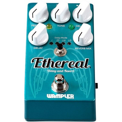 Wampler Ethereal Delay and Reverb Effects Pedal