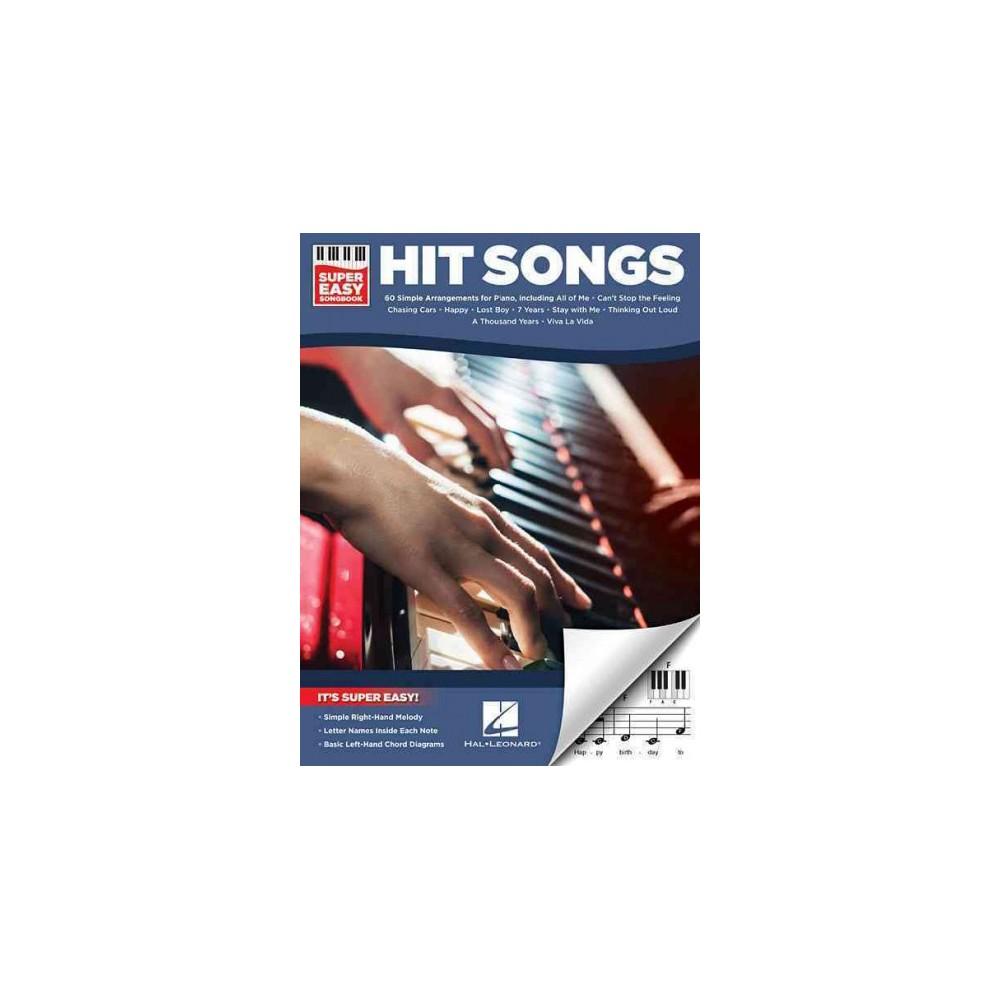 Hit Songs (Paperback), Books