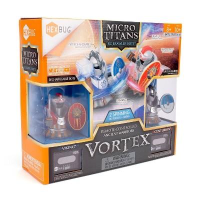 HEXBUG Micro Titans Vortex (Centurion & Viking)