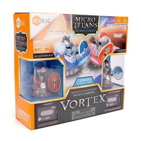 HEXBUG Micro Titans Vortex (Centurion & Viking) - image 1 of 4