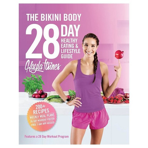 Bikini Body 28-day Healthy Eating & Lifestyle Guide : 200 Recipes and Weekly Menus to Kick Start Your - image 1 of 1