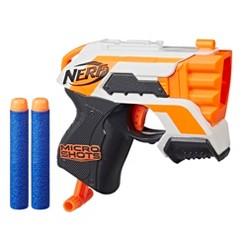 NERF Micro Shots Rough Cut 2X4 Blaster