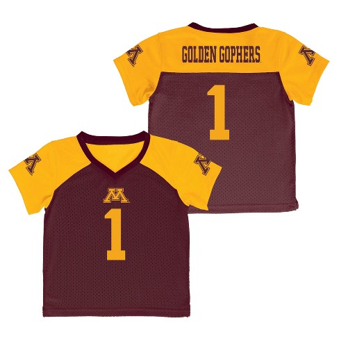 NCAA Newborn/Toddler Replica Football Jersey Minnesota Golden Gophers - image 1 of 1