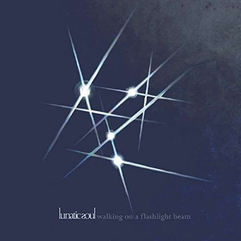 Lunatic Soul - Walking On A Flashlight Beam (CD) - image 1 of 1