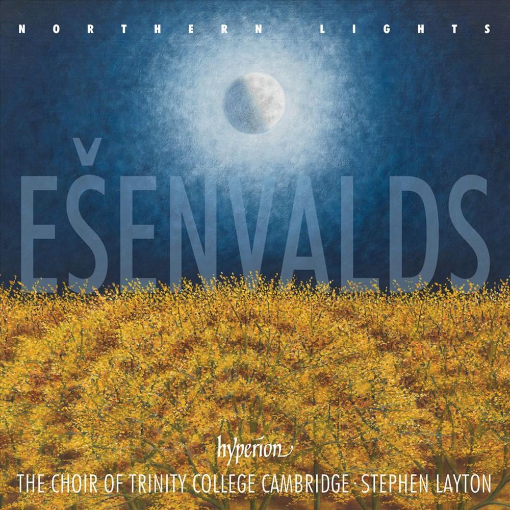 Choir Of Trinity Col - Esenvalds:Northern Lights (CD)