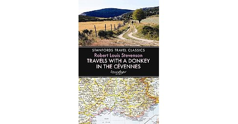 Travels With a Donkey in the Cevennes (Paperback) (Robert Louis Stevenson) - image 1 of 1