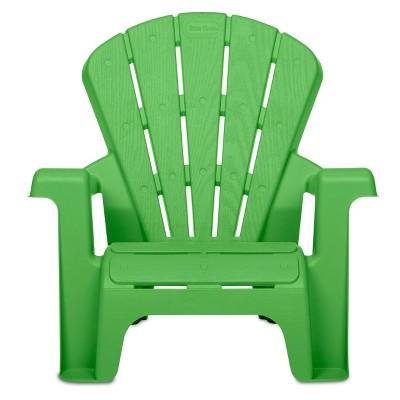 Little Tikes Garden Chairs - Dark Green
