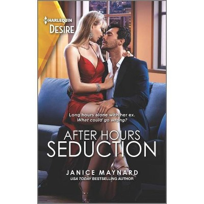 After Hours Seduction - (The Men of Stone River) by  Janice Maynard (Paperback)