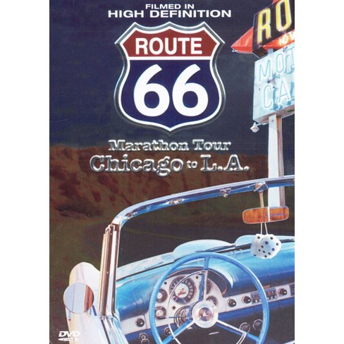 Route 66: Marathon Tour - Chicago to L.A. (Tin Can Collector's Edition) (5 Discs) (Widescreen) - image 1 of 1